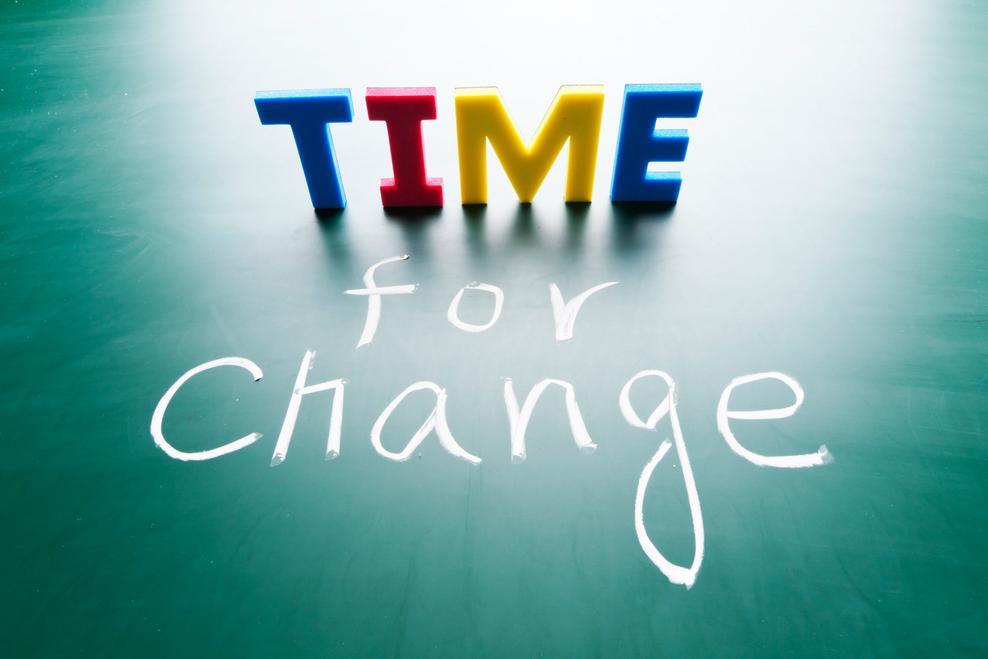 At få børn skaber forandringer – frygt dem ikke – grib dem