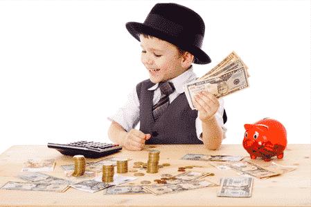 Børnepenge – Hvordan er det lige det hænger sammen?