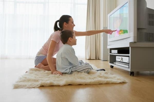 TV-guide holder styr på børnenes yndlingsprogrammer