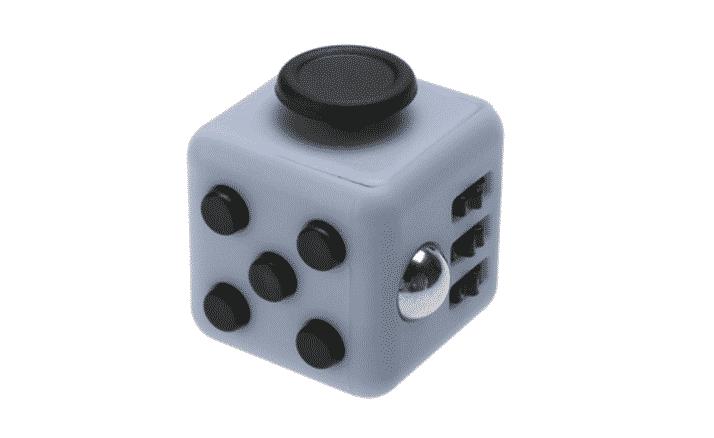 Fidget Cube – få styr på rastløsheden