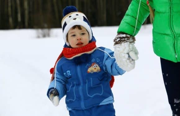 Udstyr dit barn med det rette vintertøj
