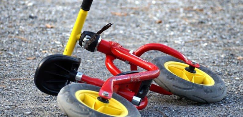 Guide til, hvornår og hvilken løbecykel dit barn skal have