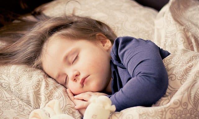 3 tips til at give dit barn en god søvn