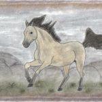 Hvordan tegner man en hest