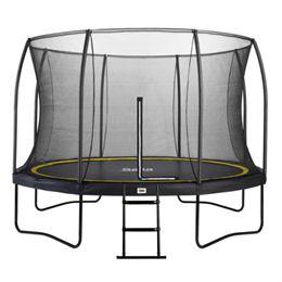 Salta trampolin med net - Comfort - Ø 427 cm