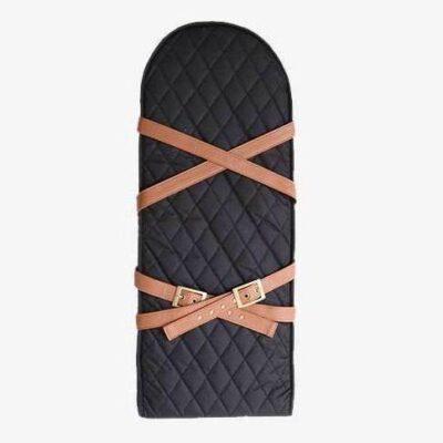 Bæreplade til Sleepbag og sleepbag.mini - sort-brun