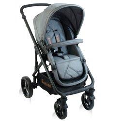 Baninni 3-in-1 Stroller/Pram Nobel 15 kg Grey BNST021-DGY