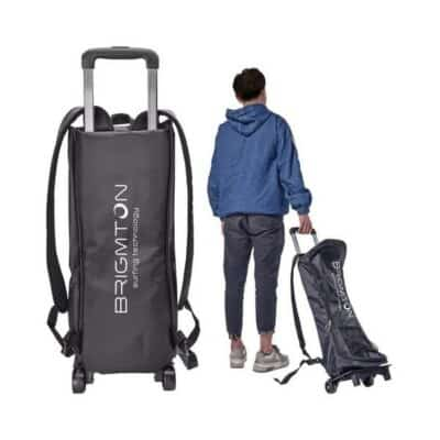 Brigmton Transporttaske Til El Løbehjul Btr 60 - Sort