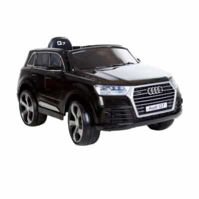 Audi el-bil - Q7 Sort