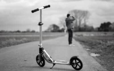 Sådan vælger du det rette løbehjul til dit barn