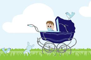 Undgå at din babyalarm løber tør for strøm med en powerbank.