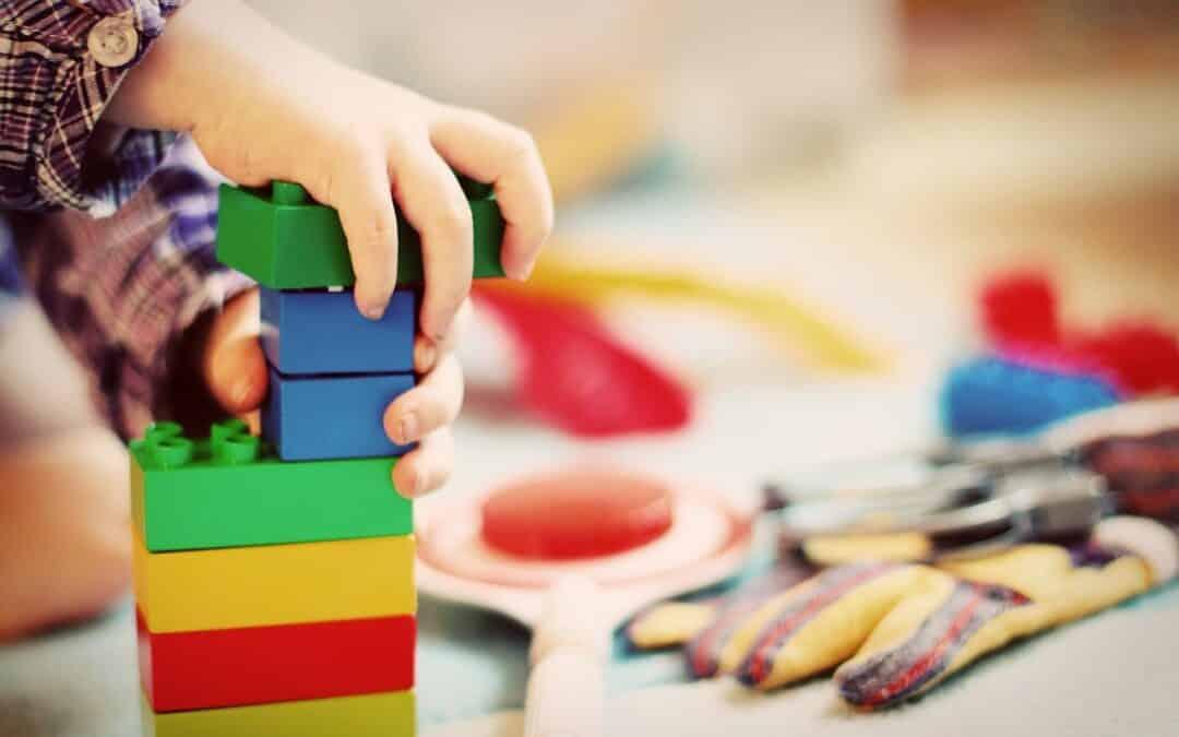 Brætspil og legetøj til børn