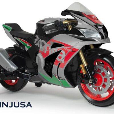 Aprilla El Motorcykel 12V - Elbil til børn 12v 64900
