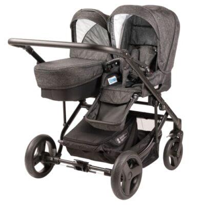 Babynor søskende- og tvillingekombivogn - Freja - Coal