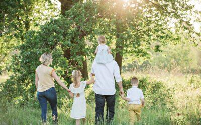 5 bedste måder at tilbringe tid med din familie på