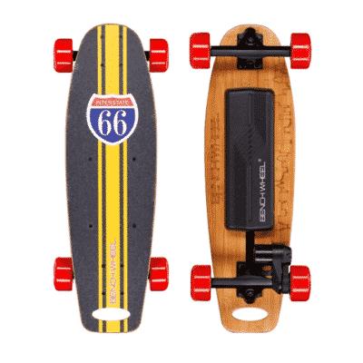 Elektrisk Skateboard - Route66