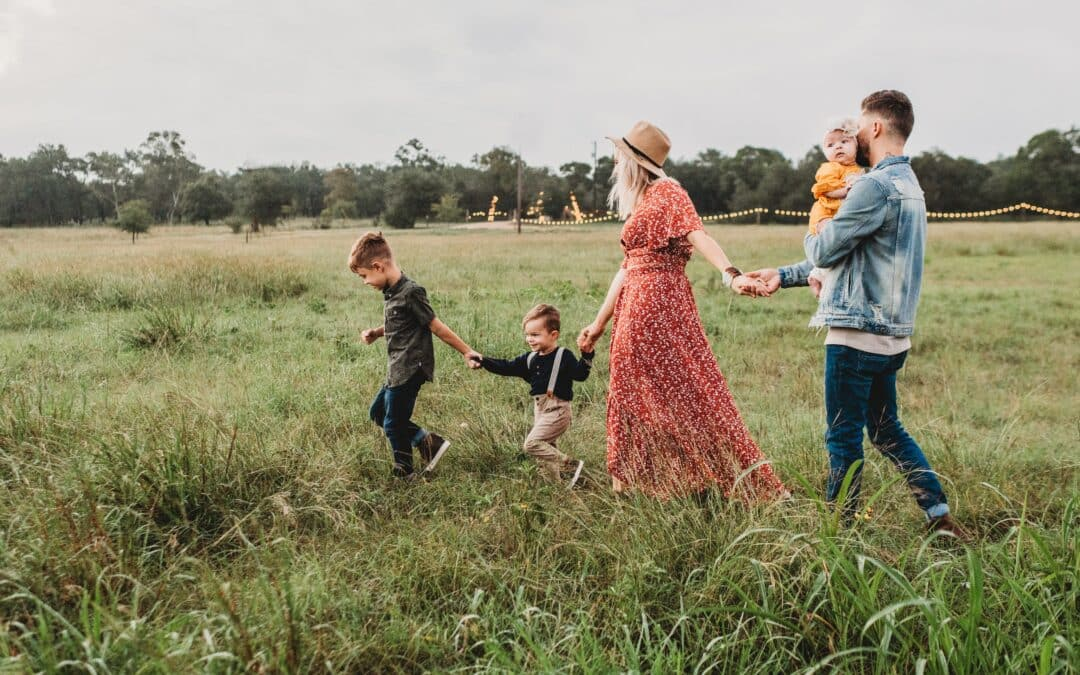 Sådan får du en rolig og hyggelig ferie med små børn