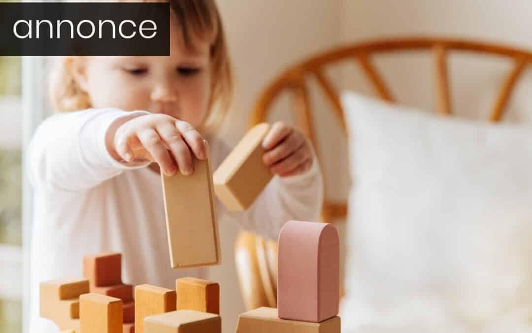Sådan indretter du det perfekte babyværelse