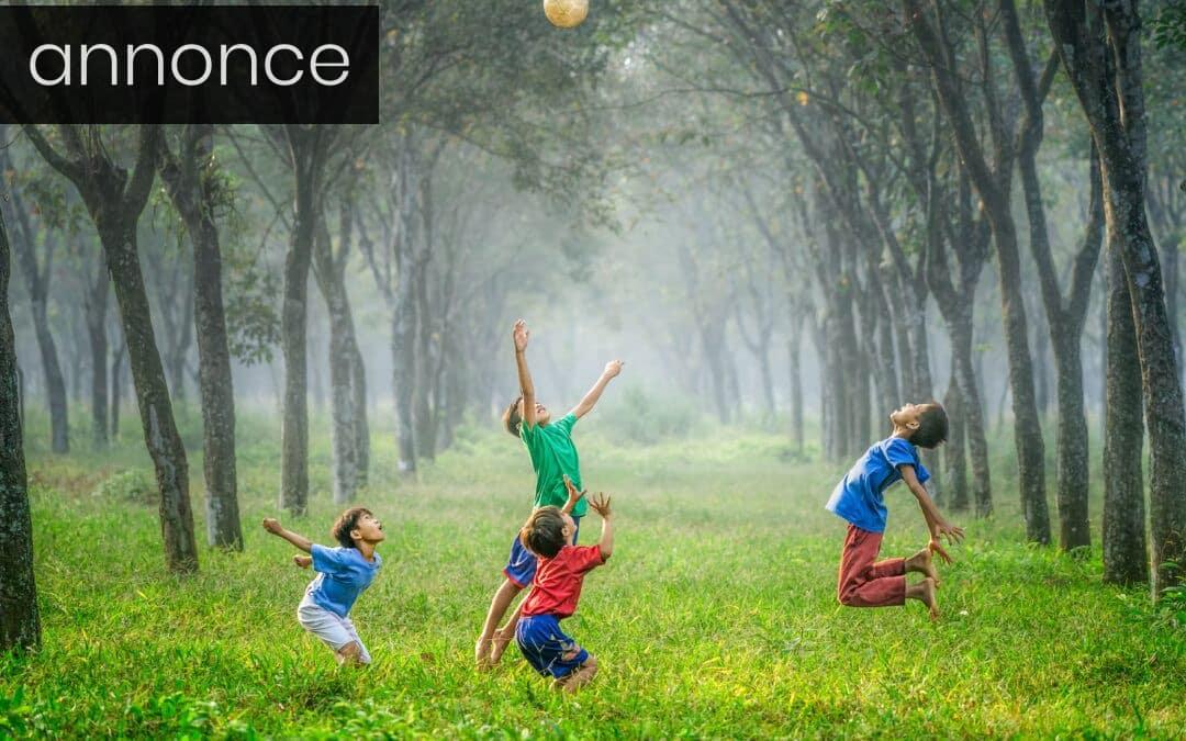 Kan du huske hvordan det var at lege udendørs som i gamle dage?