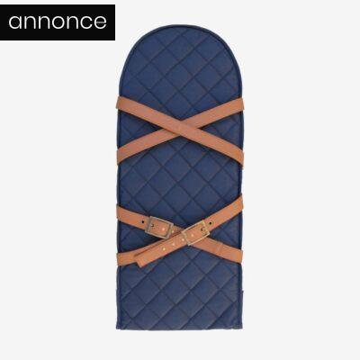 Bæreplade til Sleepbag - mørkeblå-brun