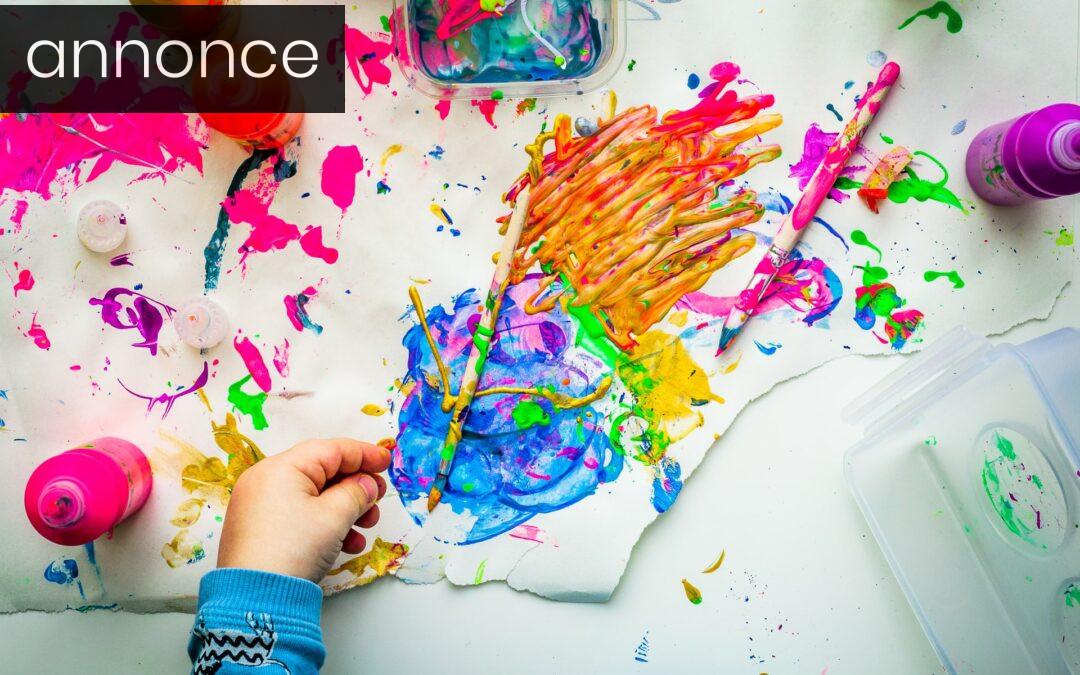 Her er tre kreative projekter du kan lave med børnene